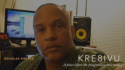 Douglas Greene Founder of KRE8ivU