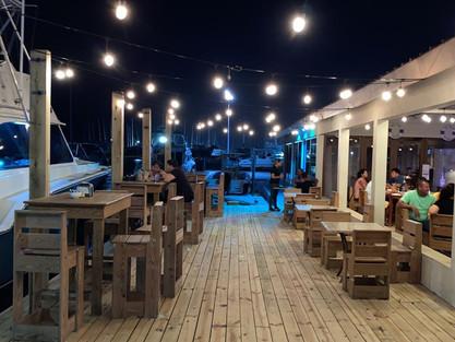 Fish House Restaurant Deck's Extension