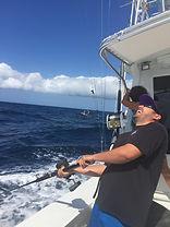 Aruba Deep Sea Fishing