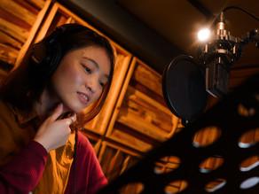先相信會唱歌,而不是先談會唱歌—王苡萁【錄音背後的故事】
