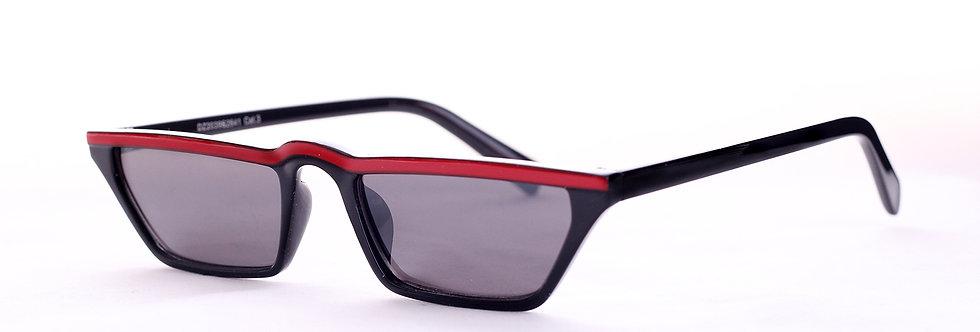 80s retro trapezium eyeglasses dressyourmind