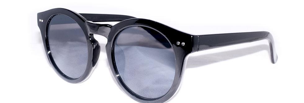 Jonh |  Retro Round Vintage Sunglasses | #dressyourmind