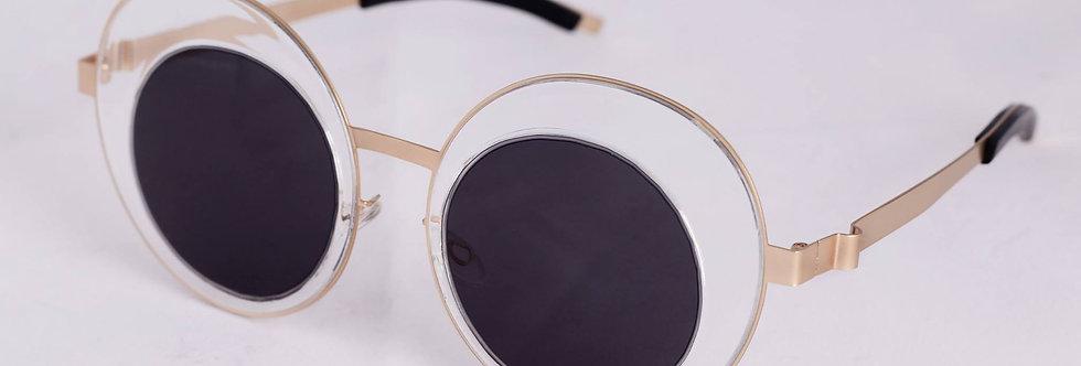 Sarah   Special Round Vintage 70s Women Sunglasses   #dressyourmind