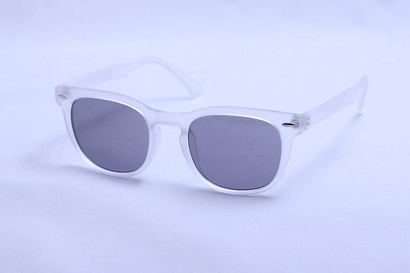 Transparent Wayfarer Frame 60s 70s 80s sunglasses