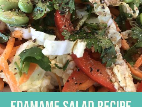 Edamame Salad 🤤