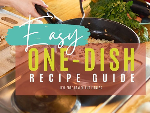 Easy One Dish Recipe Guide