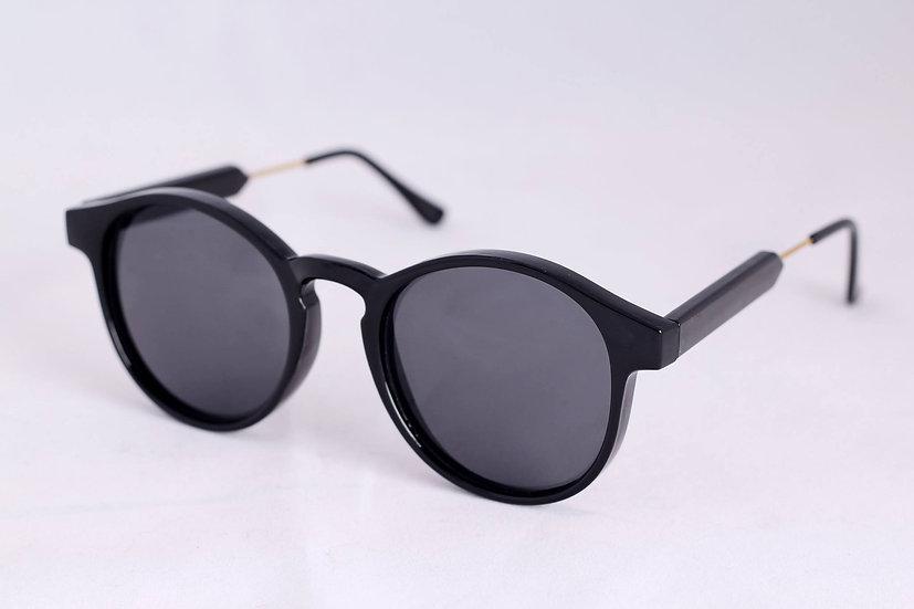 Wayfarer Classic Round 60s 70s 80s Sunglasses Black