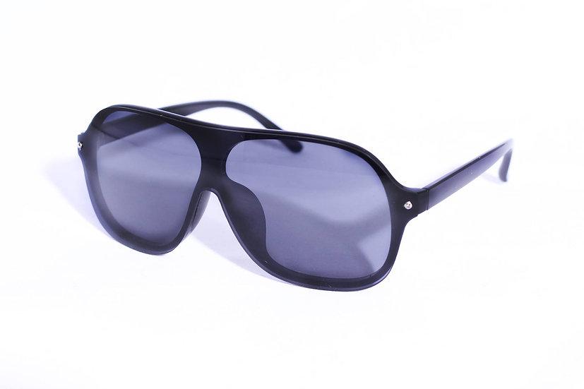 cyclops frame futuristic 80s 90s rare sunglasses black