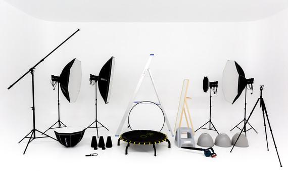 Happy Studio Team building photo