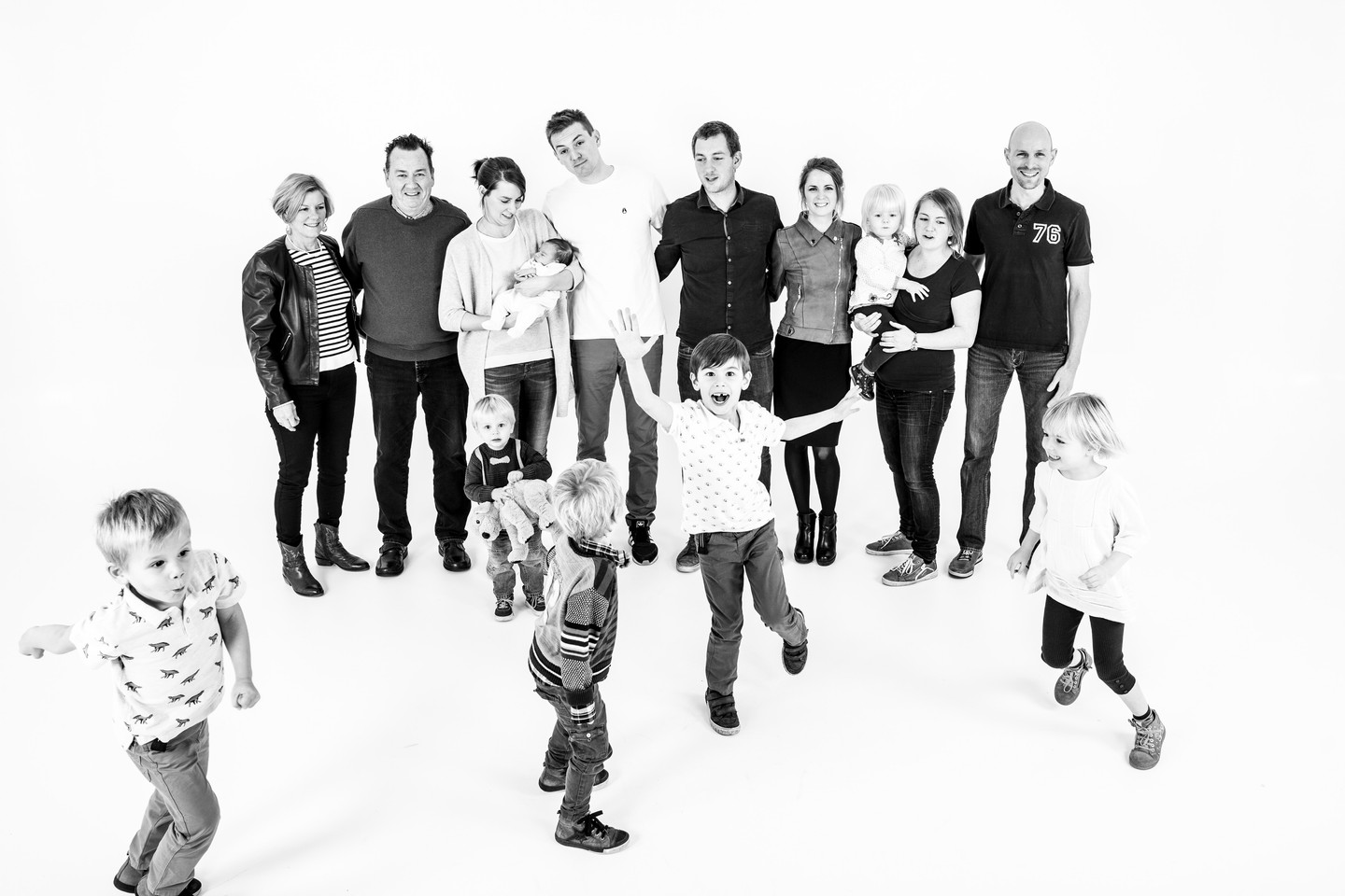 Happy Studio photo lIège shooting famille