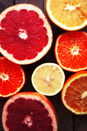 Grapefruit Tangerines