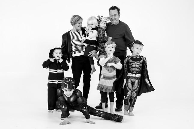 Happy Studio photo lIège shooting famille
