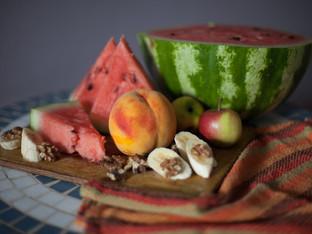Fall Hard 4 Healthy Snacks