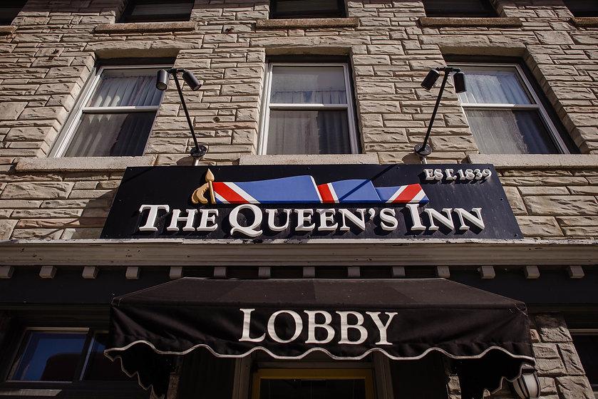 The Queen's Inn Hotel and Bar Kingston