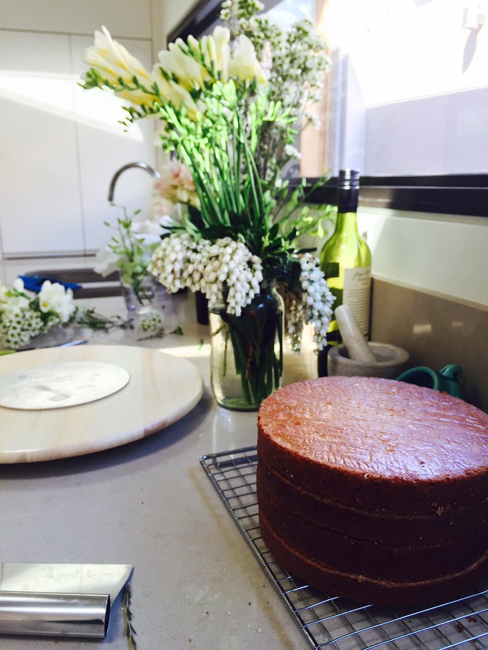 Wedding cake by aTwtQ