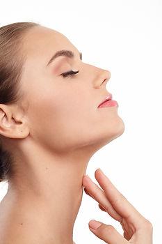 美肌・毛穴キャビテーションの施術イメージ