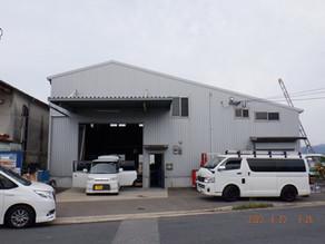 太陽光発電+蓄電池でクリーンな工場に!