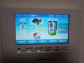 蓄電池のOB様エコキュート新設工事