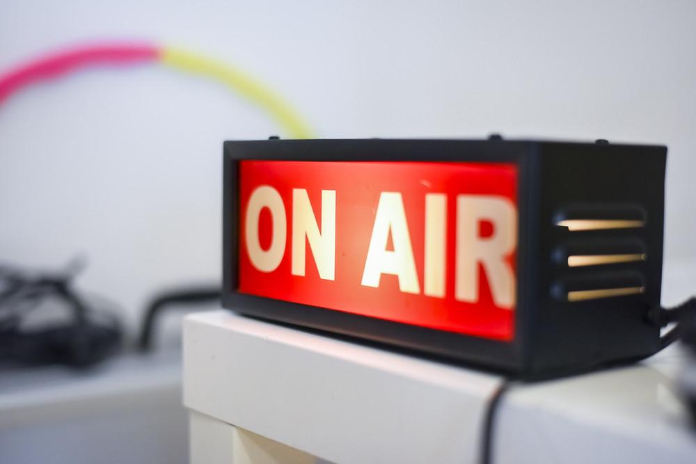 Webラジオは今後注目のメディアです。