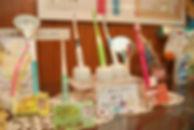 長崎・長崎駅前の稲澤歯科医院の虫歯予防歯磨きグッズイメーイ