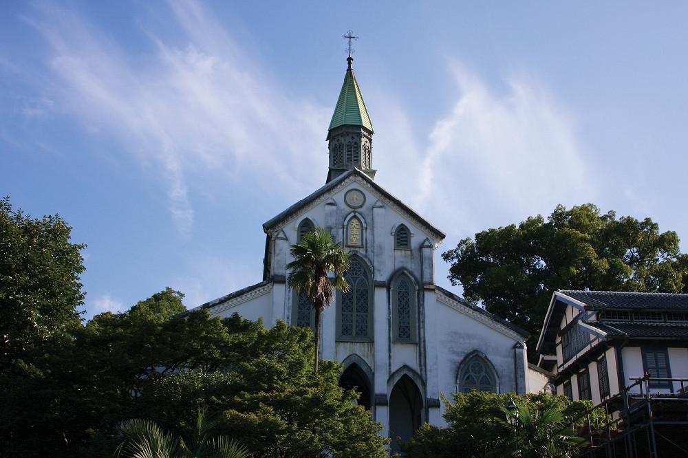 大浦天主堂 世界遺産登録