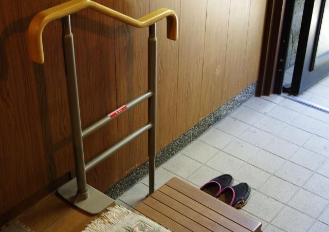 階段手すり取付 25,000円~