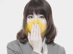 日本人は口臭が強い?!