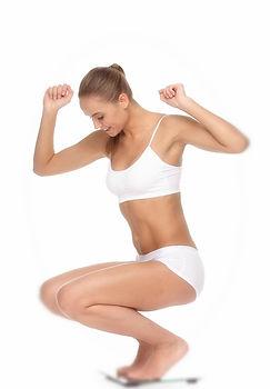 痩身 キャビテーションによる施術イメージ