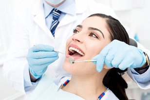 歯を削らない歯医者を目指します!