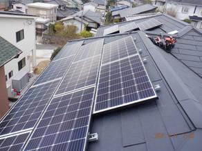 太陽光新設+蓄電池+オール電化のトータル工事