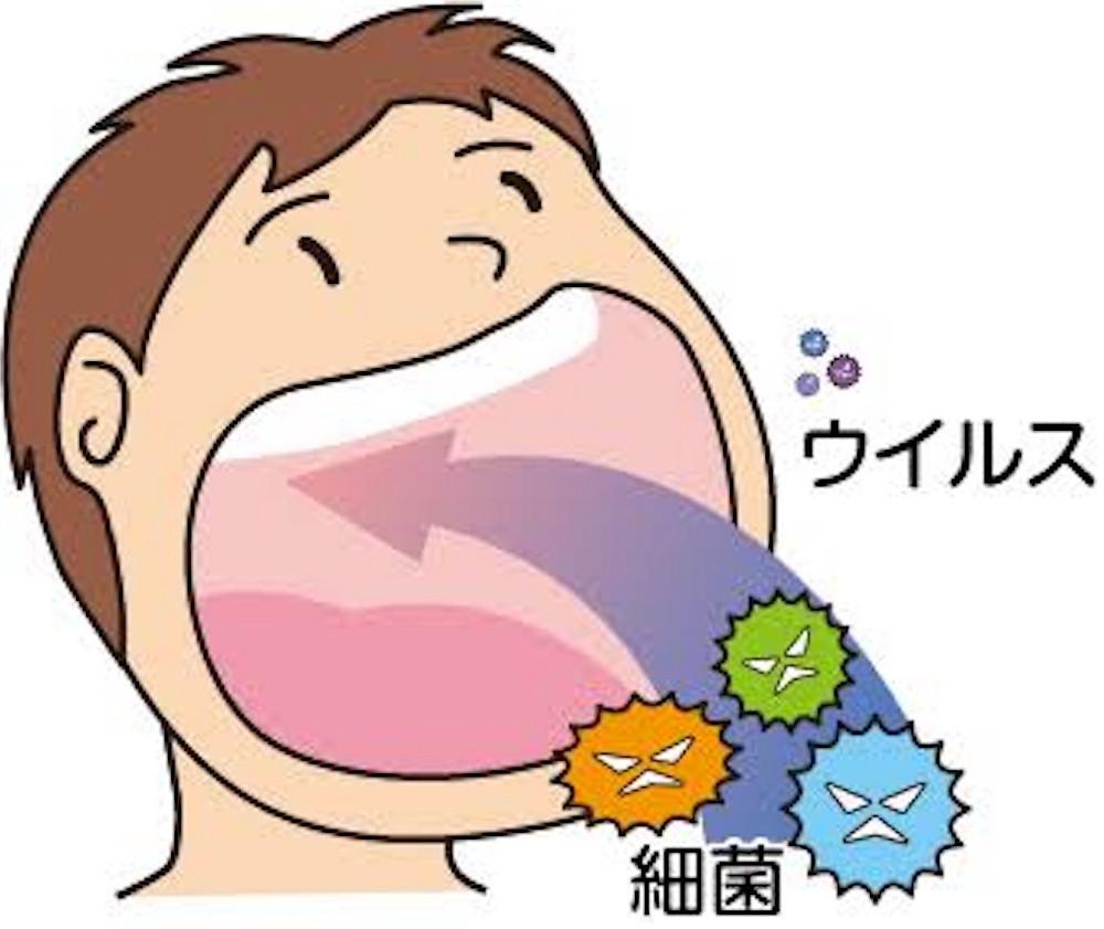 細菌やウィルス