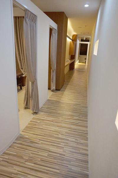 個室は2室と特別室が1室ございます。