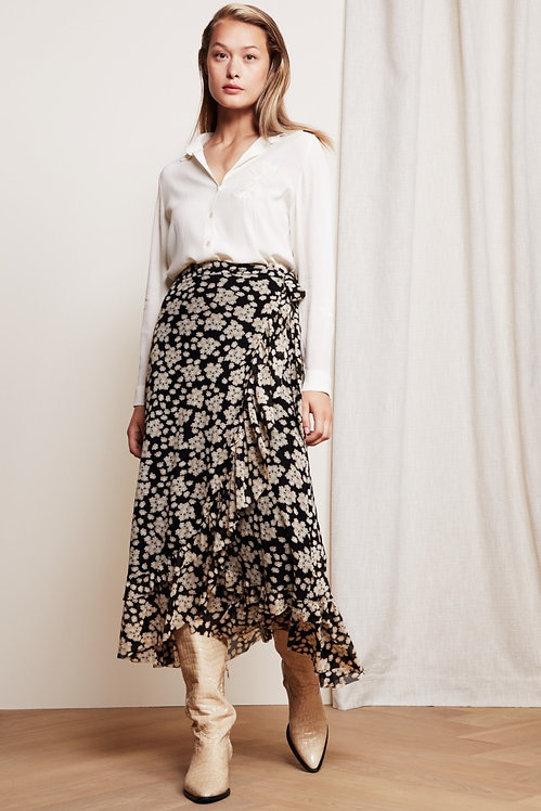 FABIENNE CHAPOT - Bobo Blossom Frill skirt