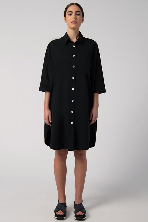 LOREAK MENDIAN - Milo Shirt Dress Black