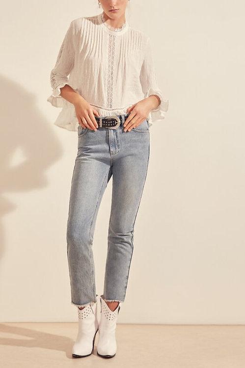 SUNCOO - Straight Leg Jeans