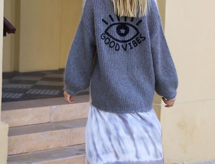 ME369 - Brooklyn Good Vibes Knit