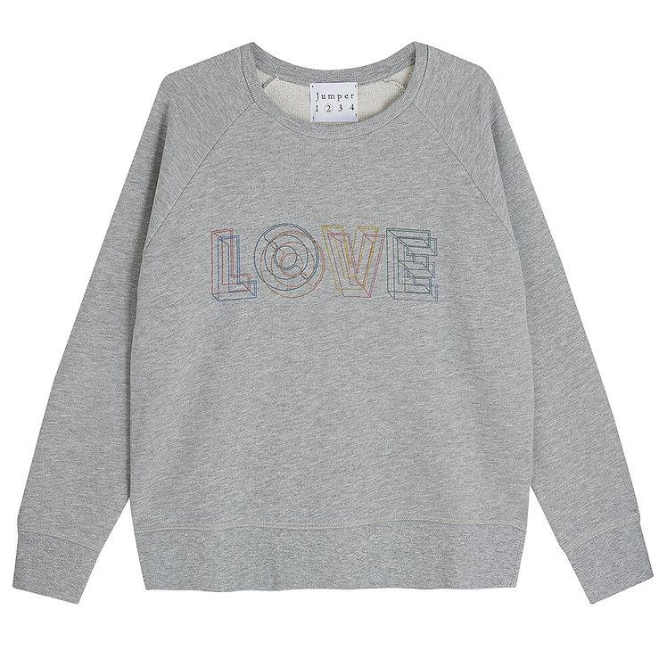 JUMPER 1234 - LOVE Sweatshirt