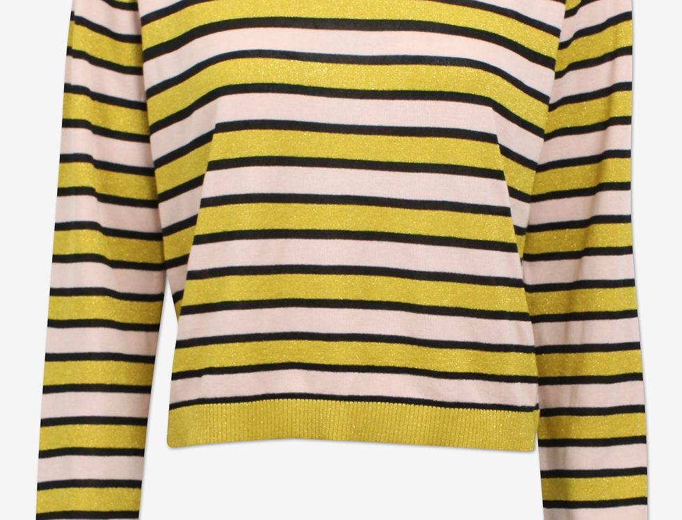 BAUM UND PFERDGARTEN - Carmelia Stripe Knit