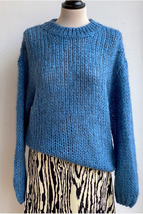 MOSS COPENHAGEN - Dalvine Chunky Knit Sweater