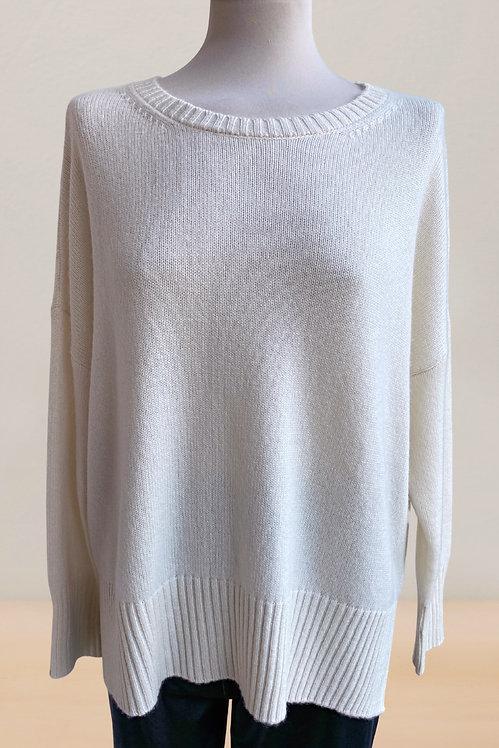 JUMPER 1234 - Luxe Boyfriend Cashmere Sweater