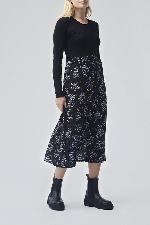 MODSTRØM - Lilac Print Skirt