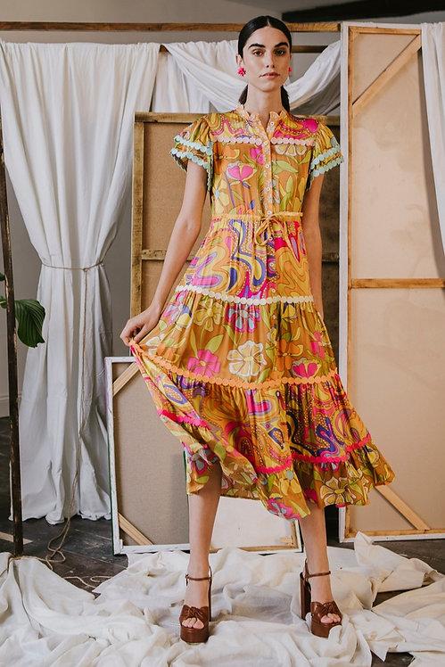 CELIAB - Lobelia Dress