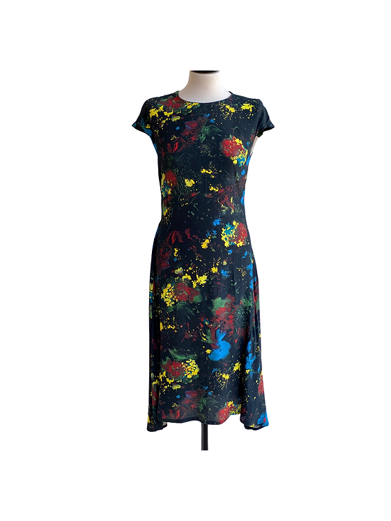 LOREAK MENDIAN - Multi Blooms Dress