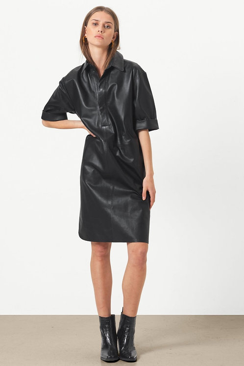 SECOND FEMALE - Indie Leather Dress