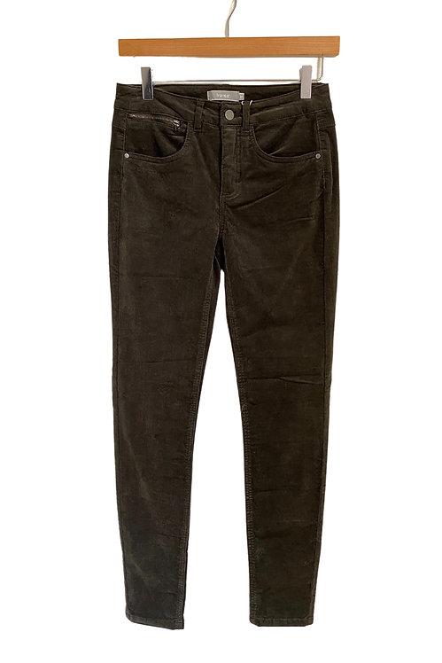 FRANSA - Fine Cord Skinny Jeans