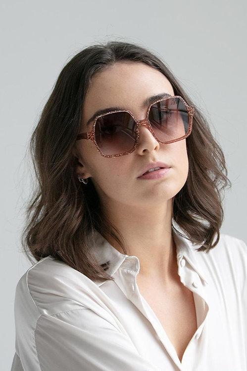 VOW LONDON - Juniper Glitter Sunglasses