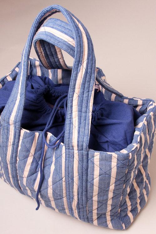 ELLIES & IVY - Sally XL Tote Bag