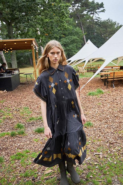 STELLA NOVA - Ranya Dress Dark