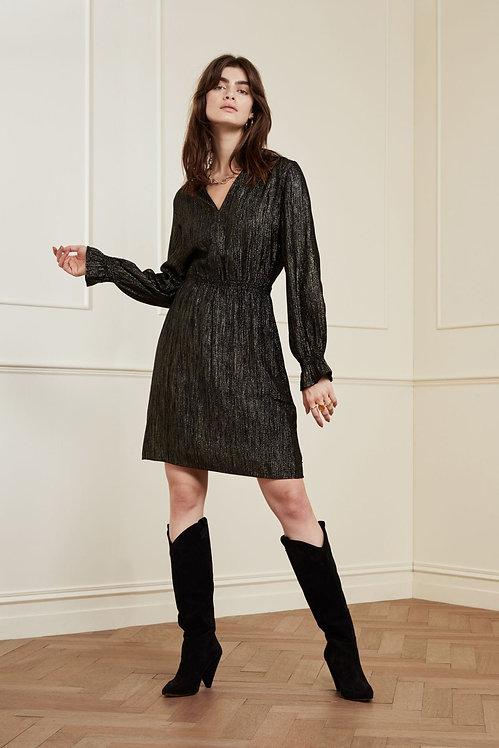 FABIENNE CHAPOT - Golden Studio Dress
