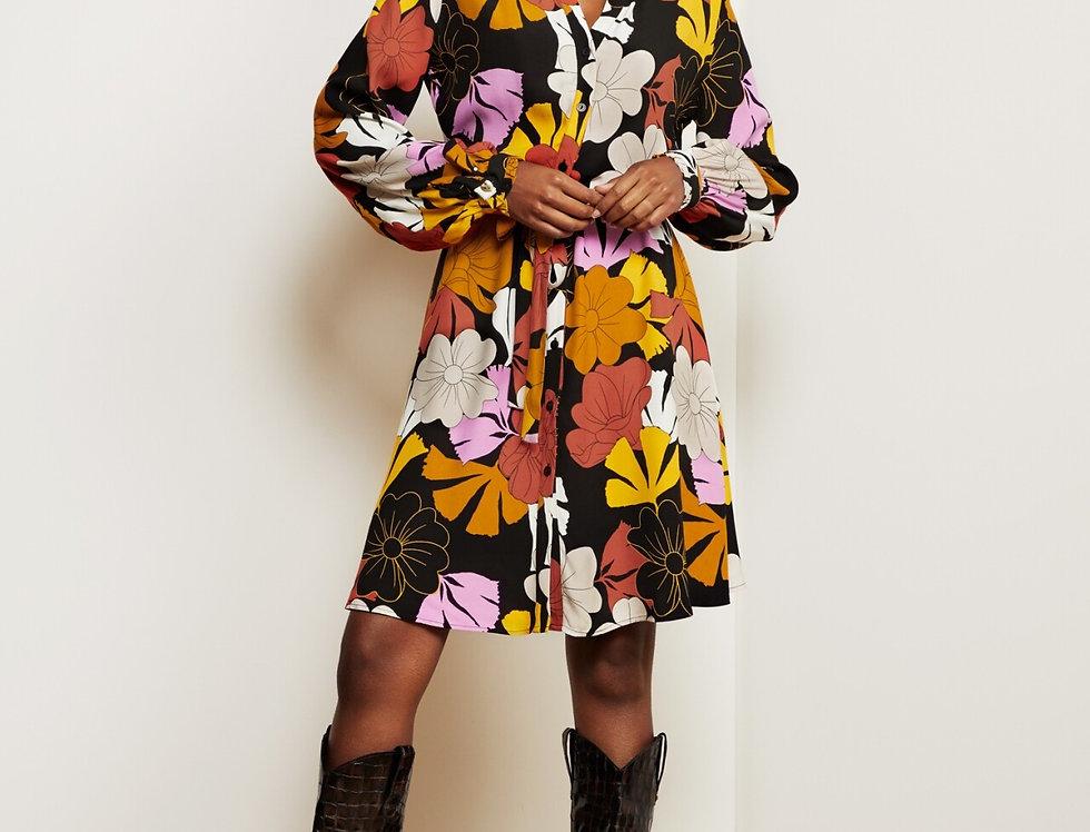 FABIENNE CHAPOT - Dorien Retro Flower Dress